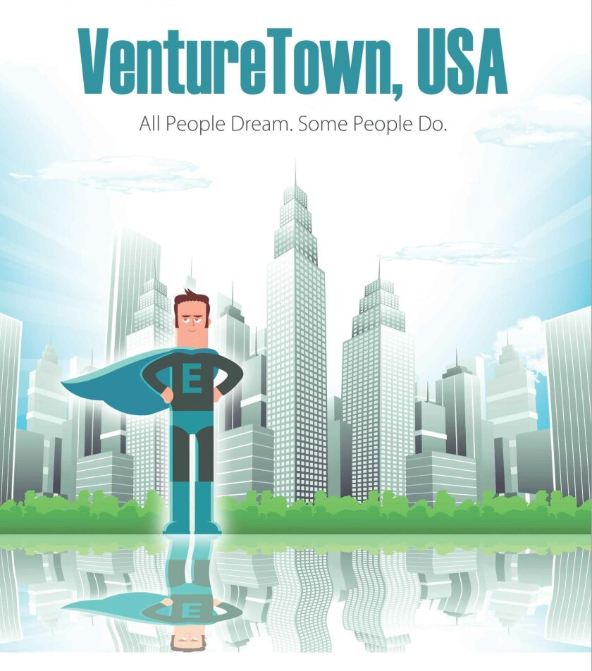 'VentureTown, USA' is a new documentary about San Diego's entrepreneurs and venture capitalists.