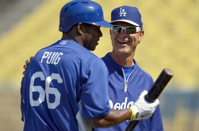 Dodgers' successes seem sweeter after their early struggles