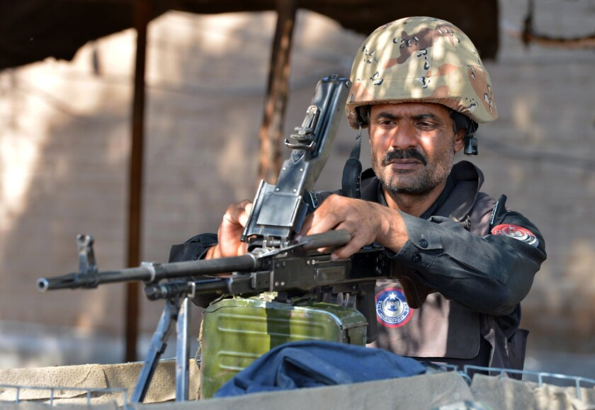 Pakistan unrest