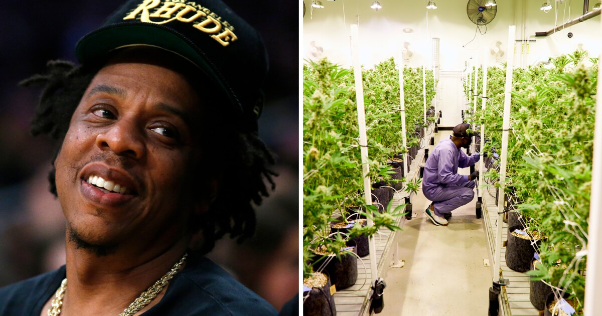 Jay-Z's next big hit might be in the branded cannabis business