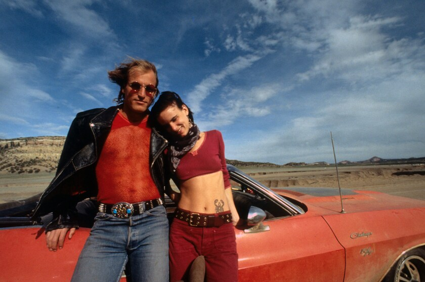 The legacy of 'Natural Born Killers': Oliver Stone and Juliette Lewis on ultra-violence and media hysteria