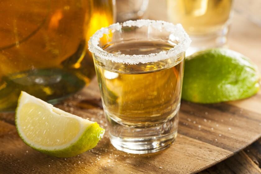 Tequila! (iStock)