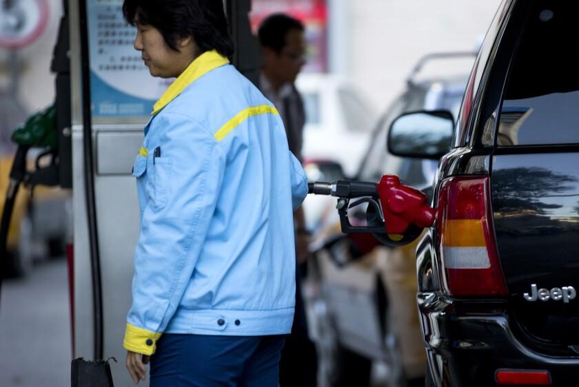 China surpasses U.S. as No. 1 oil importer in September