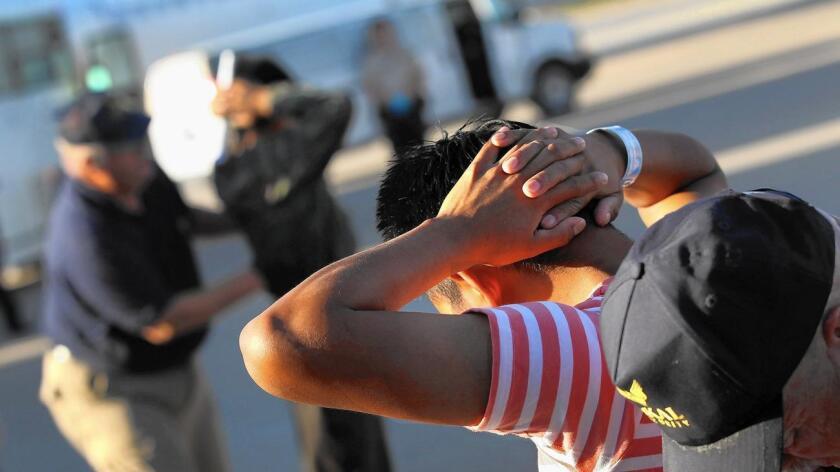 Foto de archivo. Los operativos se realizaron desde el pasado sábado en 22 localidades de Utah, aunque la mayoría de arrestos se registraron en Salt Lake City y en el suburbio de West Valley City, al sur de la capital estatal, de acuerdo a una nota de ICE.
