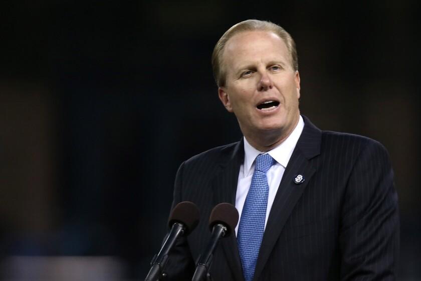 San Diego Mayor Kevin Faulconer vetoed a previous minimum wage increase plan.