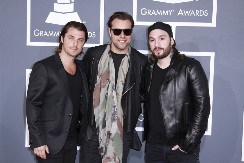 Live review: Swedish House Mafia's Masquerade Motel