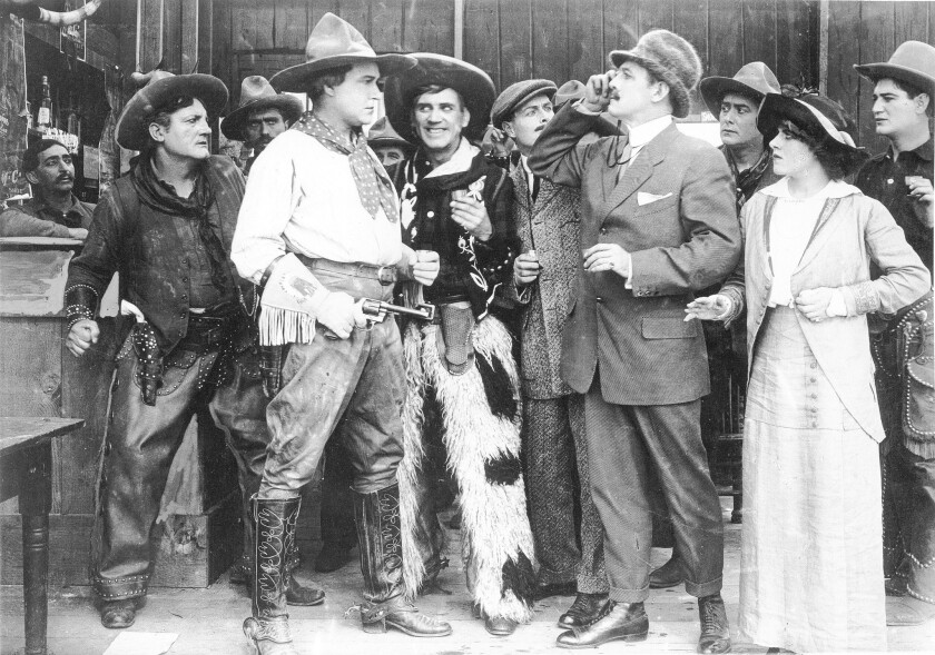 """A celebration is in the works for the 100th anniversary of Cecil B. DeMille's """"The Squaw Man."""""""