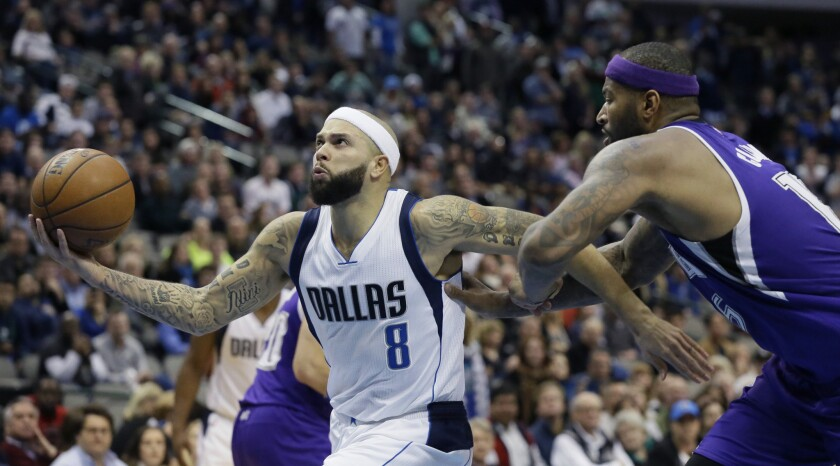 Deron Williams, DeMarcus Cousins