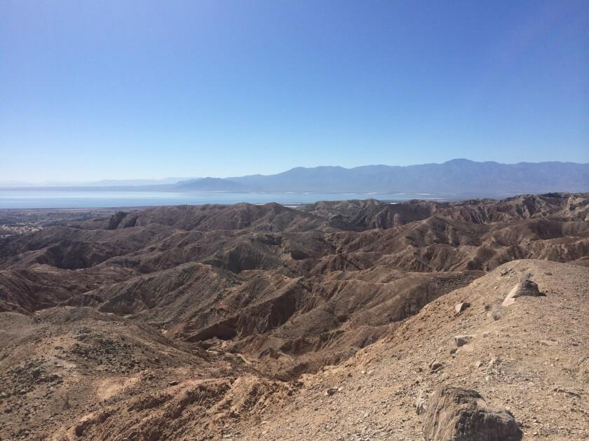 Mecca Hills Wilderness