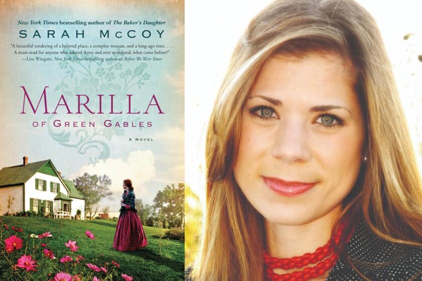 Author Sarah McCoy