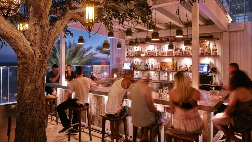 Bungalow Hospitality Group will build a 10,000-square-foot sfreestanding Bungalow restaurant/bar in late 2019 in the Westfield UTC shopping center. It's one of the most anticipated new San Diego County restaurant projects of 2019.