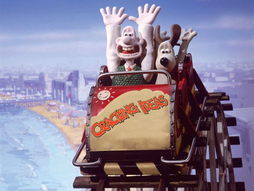 Wallace & Gromit are heading to Blackpool Pleasure Beach in 2013.