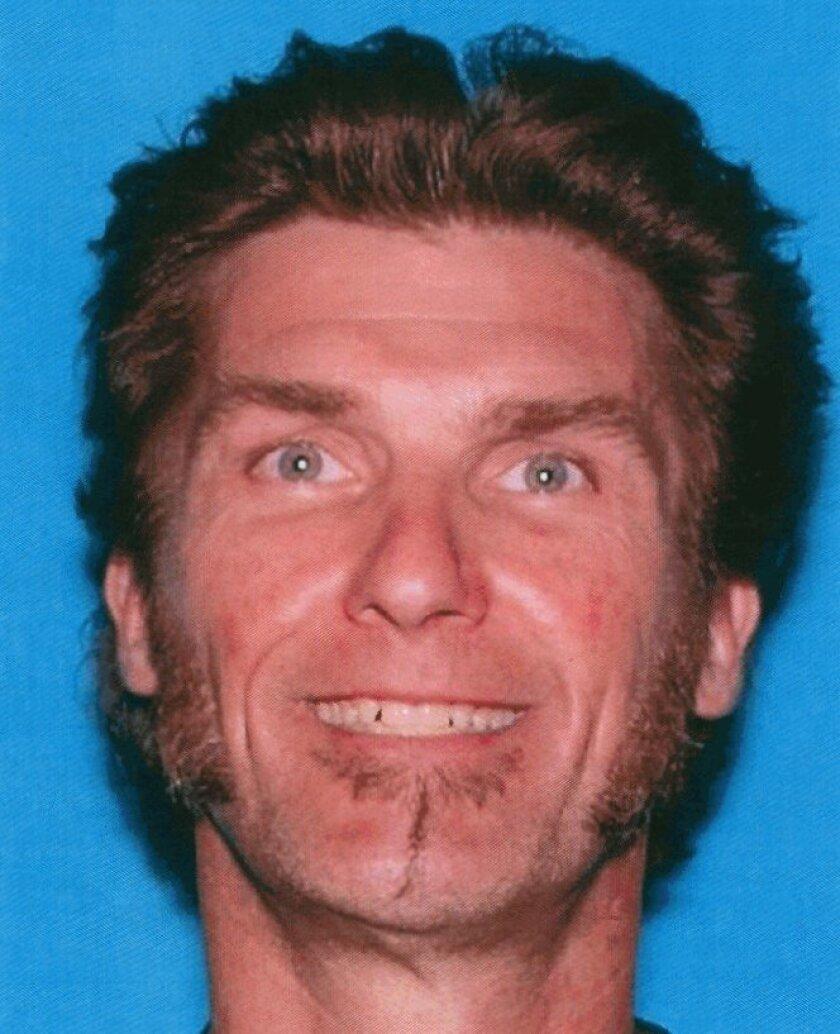 Robert Howard Colegrove. DMV photo