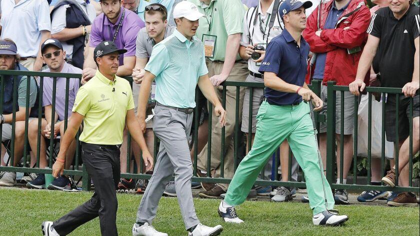 Torneo de golf Masters de Augusta 2018