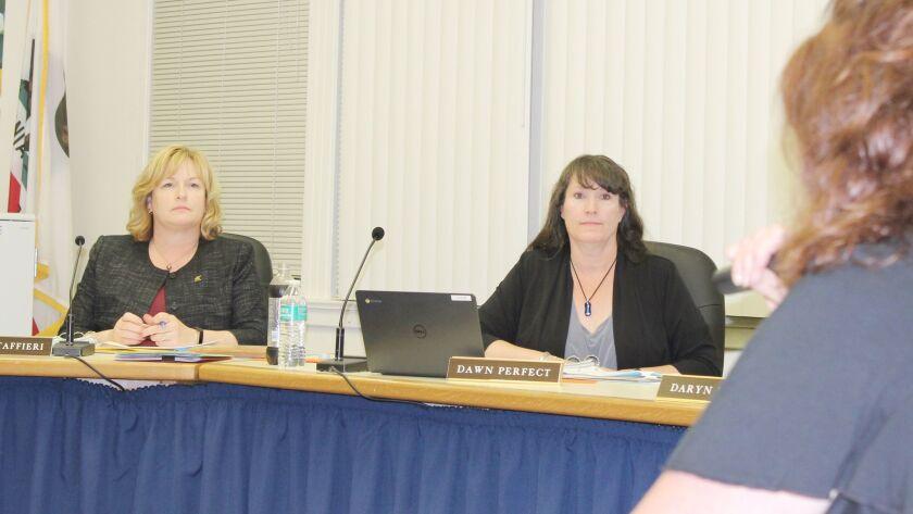 Superintendent Anne Staffieri