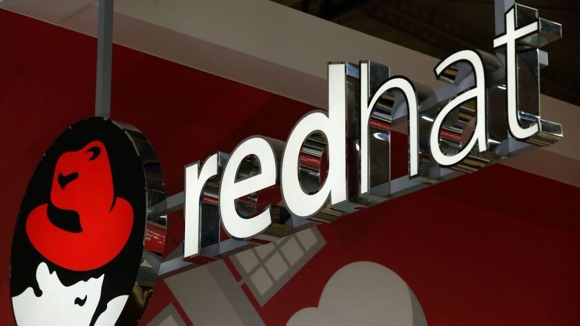 IBM has reached a deal to buy software company Red Hat.