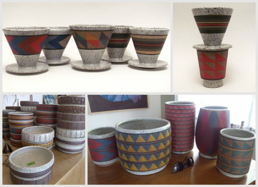 Gift pick No. 1: Painted ceramics from Kat Hutter and Roger Lee
