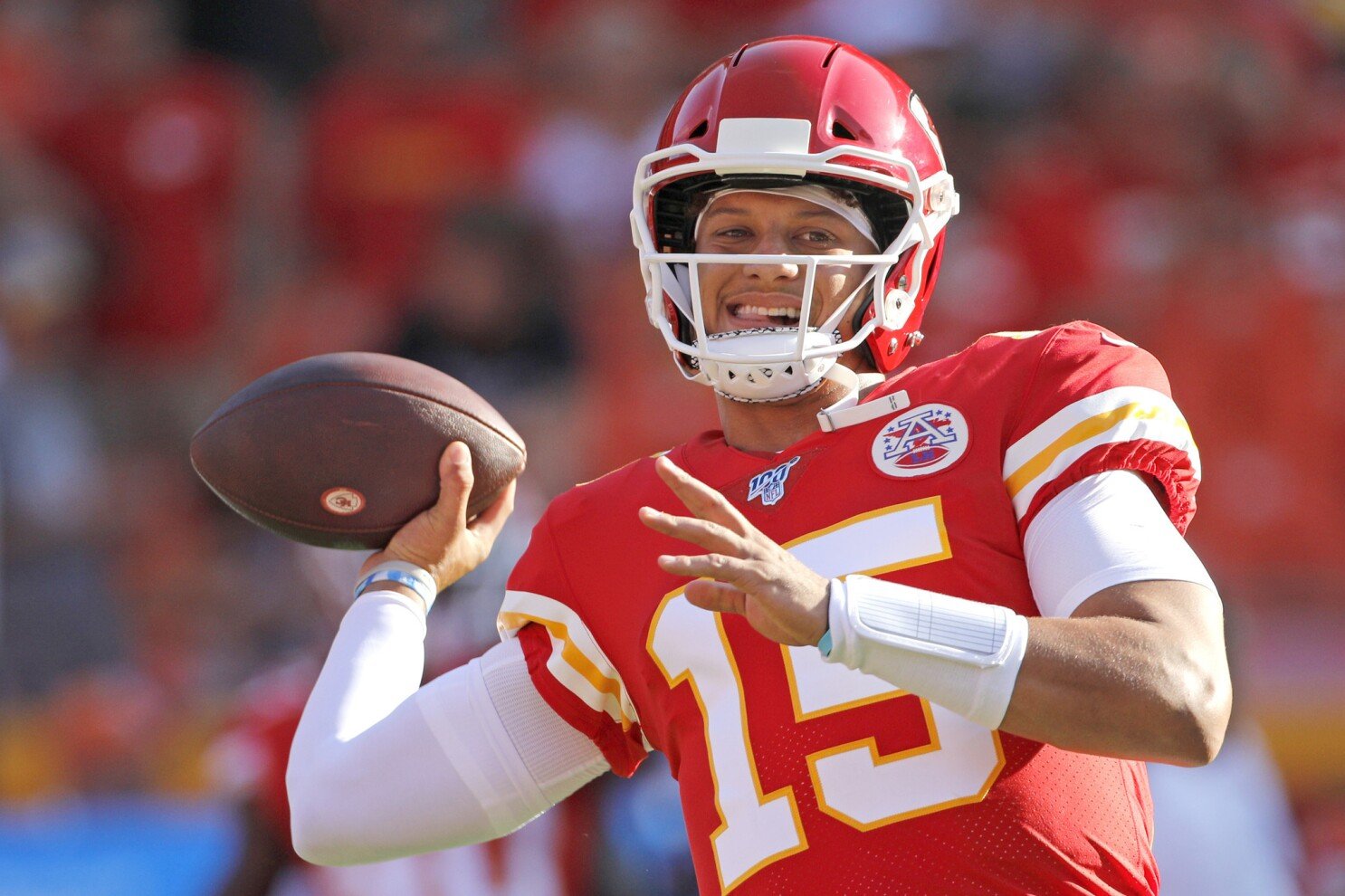 Mahomes sharp as Chiefs rout Bengals in preseason opener - The San