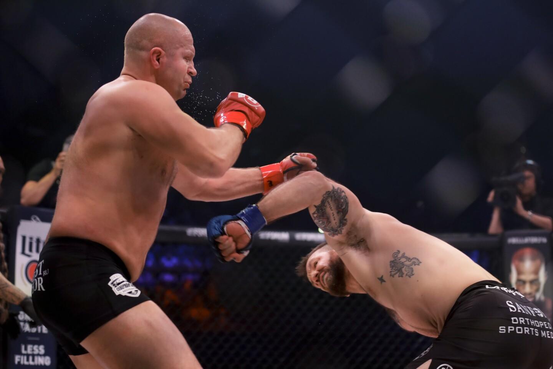 APphoto_Bellator 214 Mixed Martial Arts