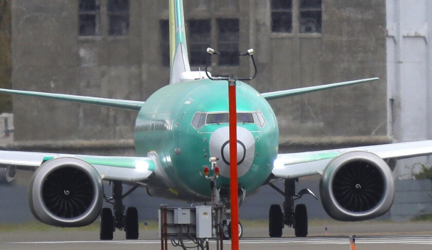 Boeing has called its 737 Max 8 'not suitable' for certain