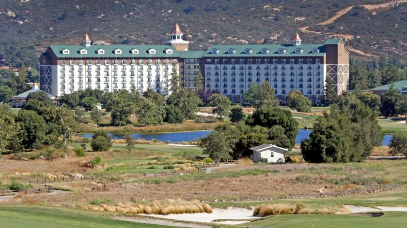 The Barona Creek Golf Club, located by Barona's hotel, set the standard for Indian casino courses in the country when it opened in 2001.
