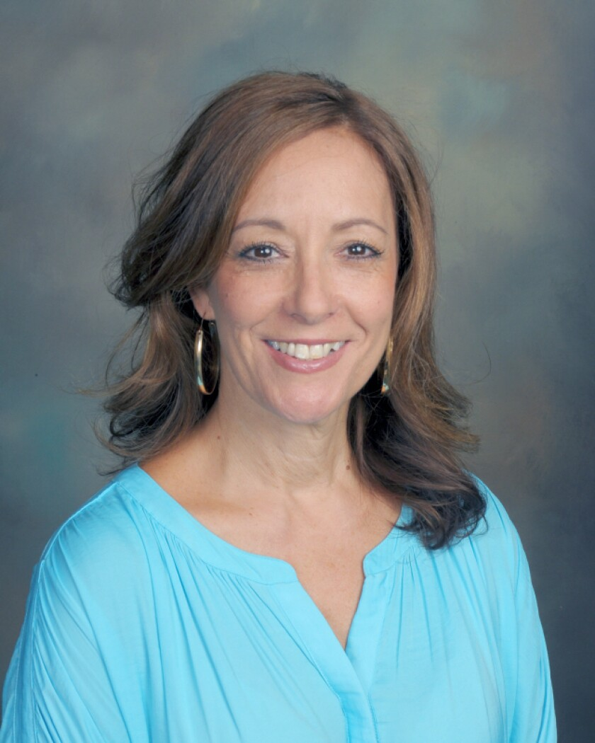 Mashell Ingrande was named the SBSD Classified Employee of the Year