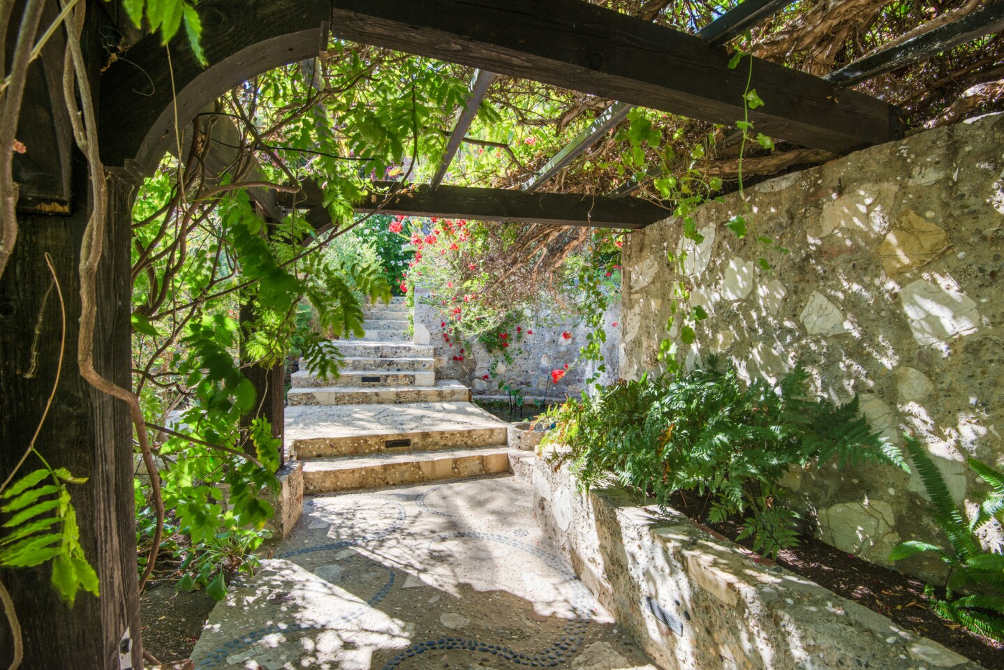 Home of the Day: Provincial inspiration in scenic Topanga