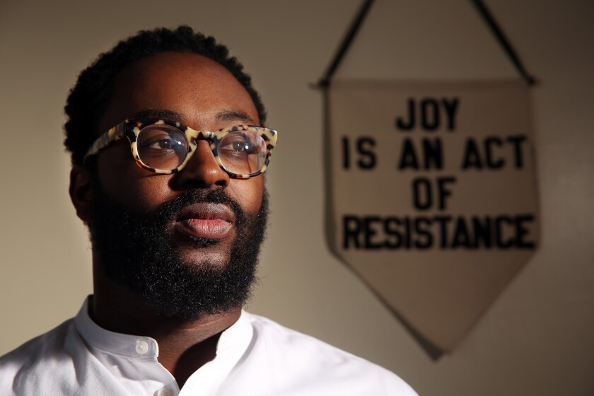 Tyree Boyd-Pates, an L.A.-based historian and museum curator