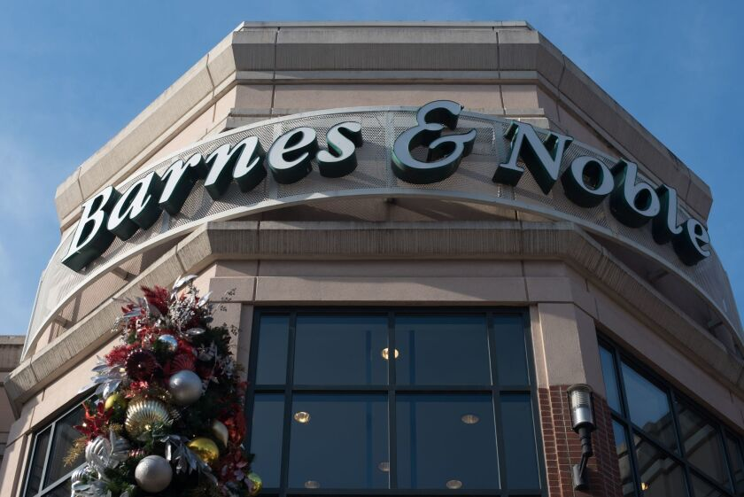 Barnes & Noble was founded in 1965.