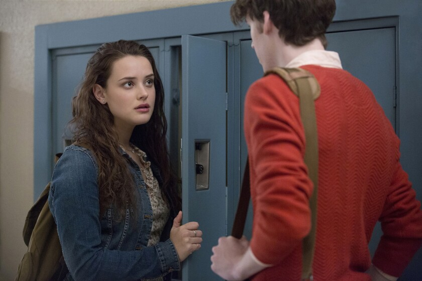 Netflix series '13 Reasons Why' may reduce suicide risk for young adults who watch to the end, study finds