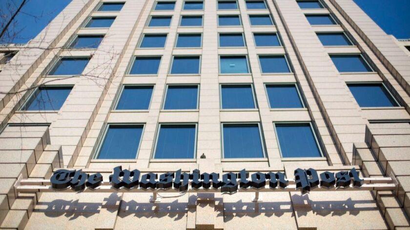 Washington Post building