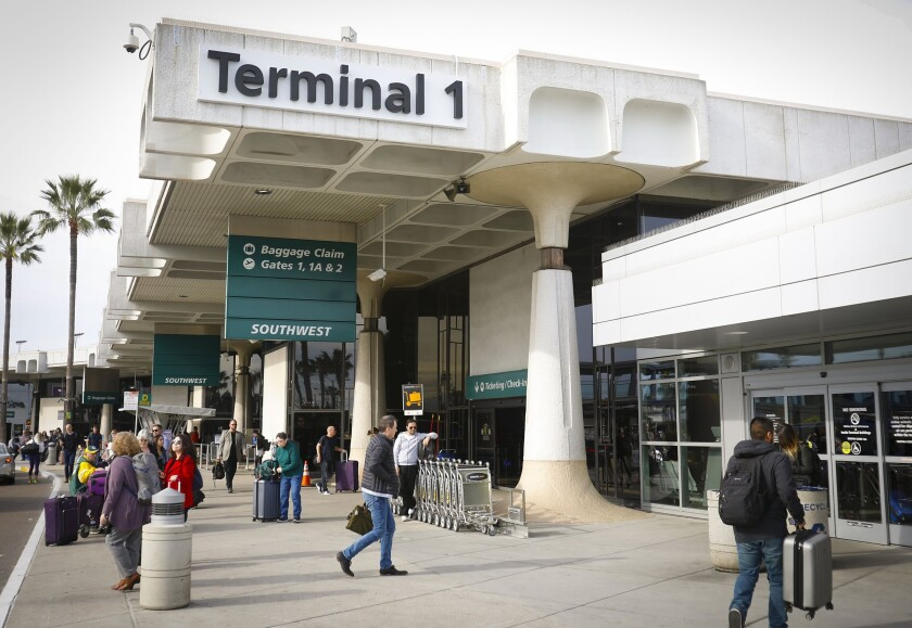 Howard LipinU-T file Bringing transit to the airport comes as the airport authority prepares to redevelop the facility, particularly the aging Terminal 1.