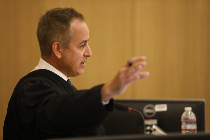 Judge Daniel J. Lowenthal