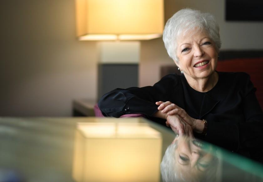 Oscar-nominated film editor Thelma Schoonmaker
