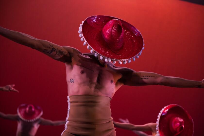 "Ballet Hispanico hosts a watch party for ""Con Brazos Abiertos."""