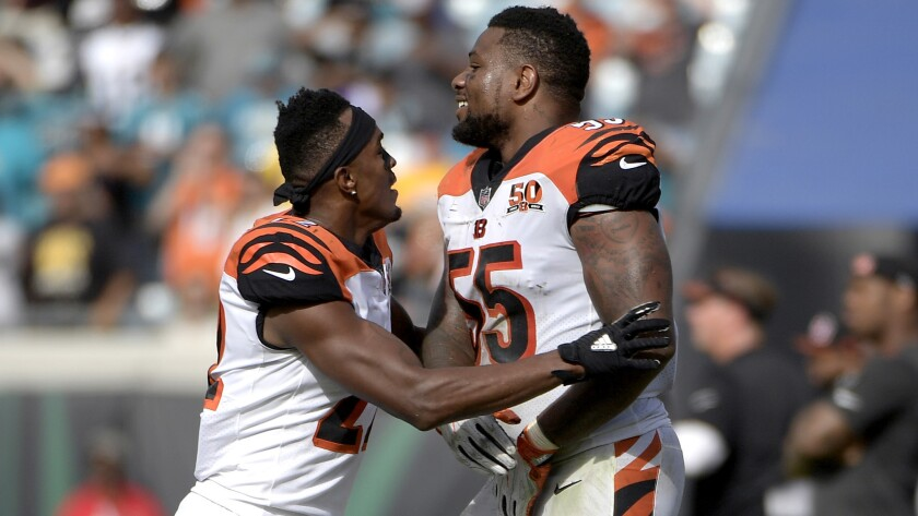 huge discount 6c458 6b61c NFL notes: Bengals' Vontaze Burfict avoids suspension ...