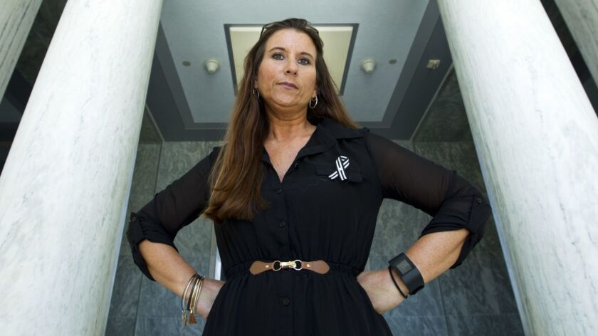Jamee Cook had breast implants that ruptured and, she believes, caused her medical problems. She now lobbies the FDA and lawmakers to do a better job tracking and regulating medical devices.