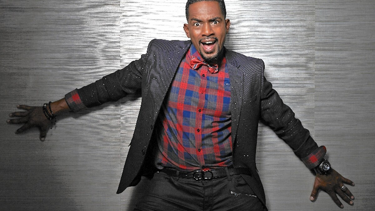 Bill Bellamy's comedy riffs on his life story as much as contemporary  events - Los Angeles Times