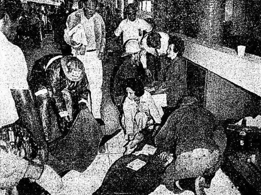 LAX 1974