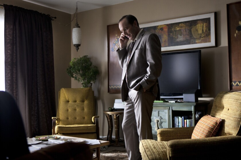 "Clark Gregg as Howard in the movie ""Trust Me."""
