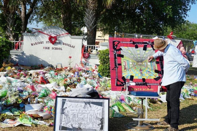 Los tiroteos en escuelas de Estados Unidos y las muertes a causa de éstos han aumentado dramáticamente en los últimos 24 años, de acuerdo con un estudio de los Centros de Control y Prevención de Enfermedades (CDC) divulgado hoy. EFE/Archivo