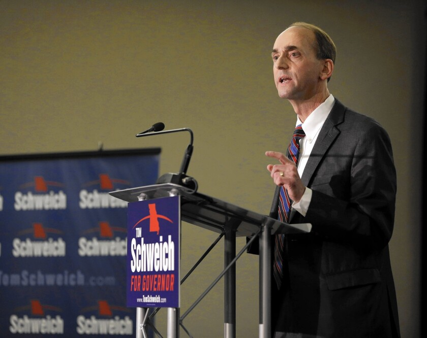The February death of Tom Schweich, followed by the suicide of aide Spence Jackson, fed a debate over the state party's vitriolic politics. Some had mocked Schweich as weak; others said he was Jewish.