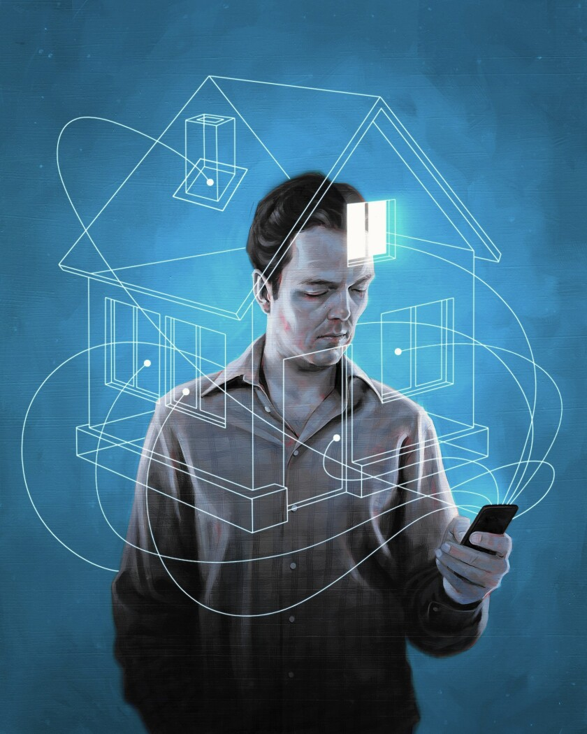 The so-called Internet of things is the topic of the moment as tech developers scramble to link nearly every household and lifestyle item to the Web.