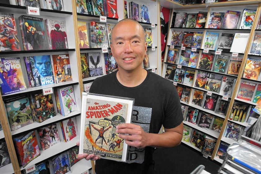 Howard Chen, Legacy Comics