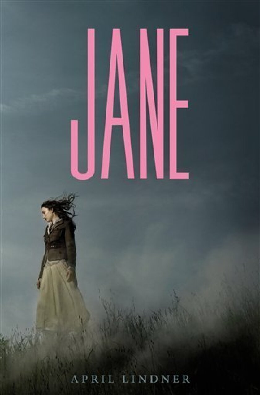 """In this book cover image released by Poppy, """"Jane,"""" by April Lindner is shown. (AP Photo/Poppy)"""