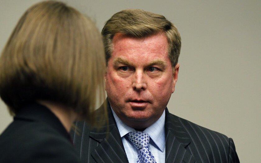 Sweetwater school board President Jim Cartmill