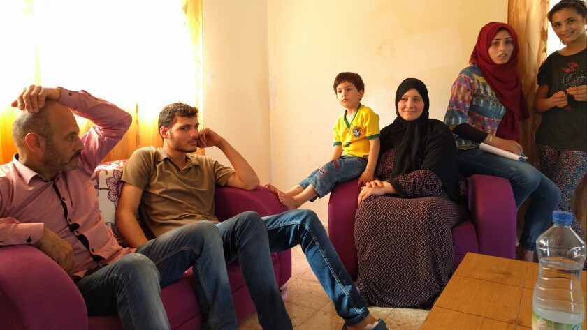 The family of 17-year-old Jamila Jaber