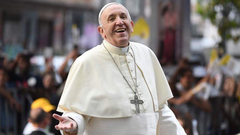 CHILE-POPE-VISIT