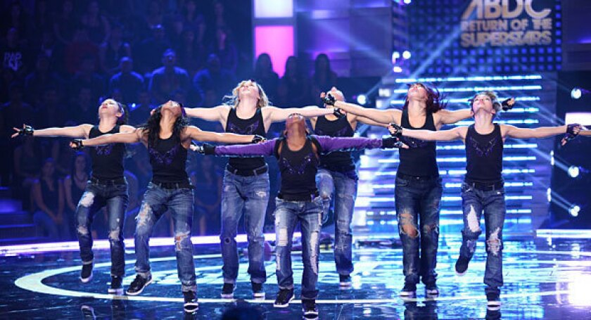 'America's Best Dance Crew': 8 Flavahz turning tragedy to triumph