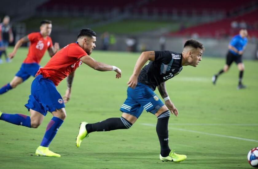 0-0. Chile y Argentina no se hacen daño y se van contentos con el empate
